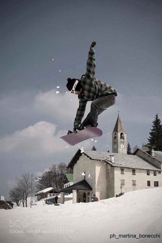 Photograph Jump mera by Martina Bonecchi on 500px