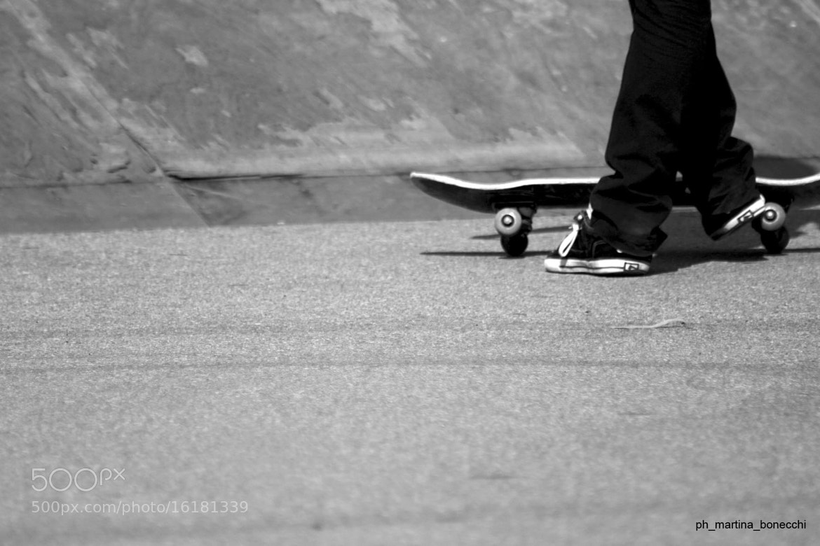 Photograph sk8 by Martina Bonecchi on 500px