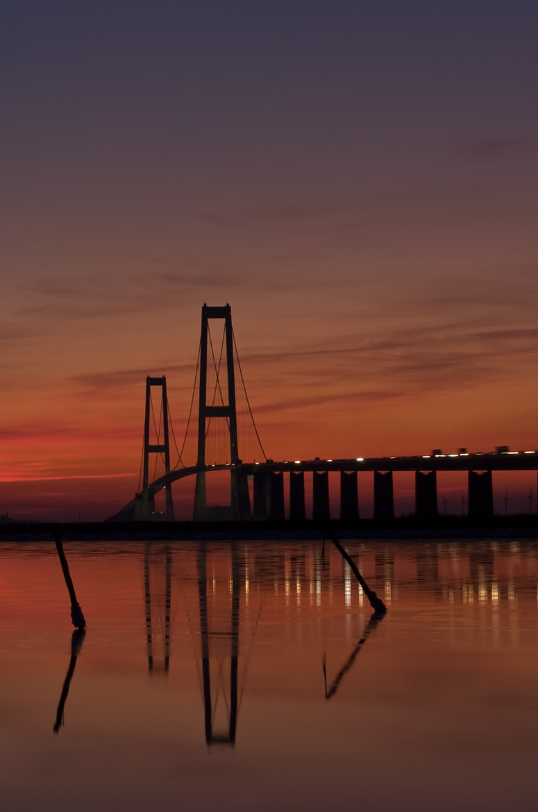Photograph Great belt bridge by jorgen norgaard on 500px