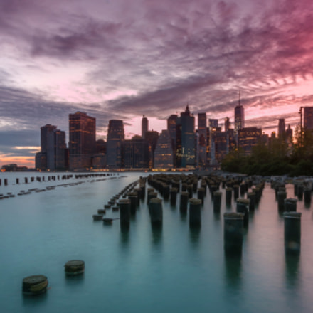 Manhattan colors, Canon EOS 70D, EF-S10-18mm f/4.5-5.6 IS STM