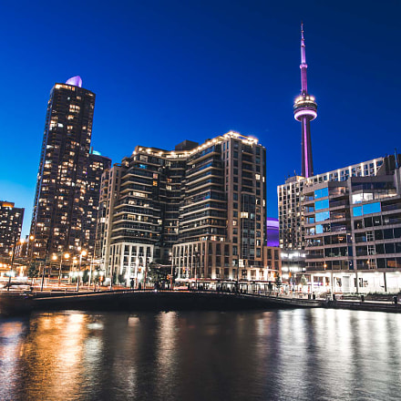 Toronto Waterfront, Canon EOS 70D, EF-S10-18mm f/4.5-5.6 IS STM