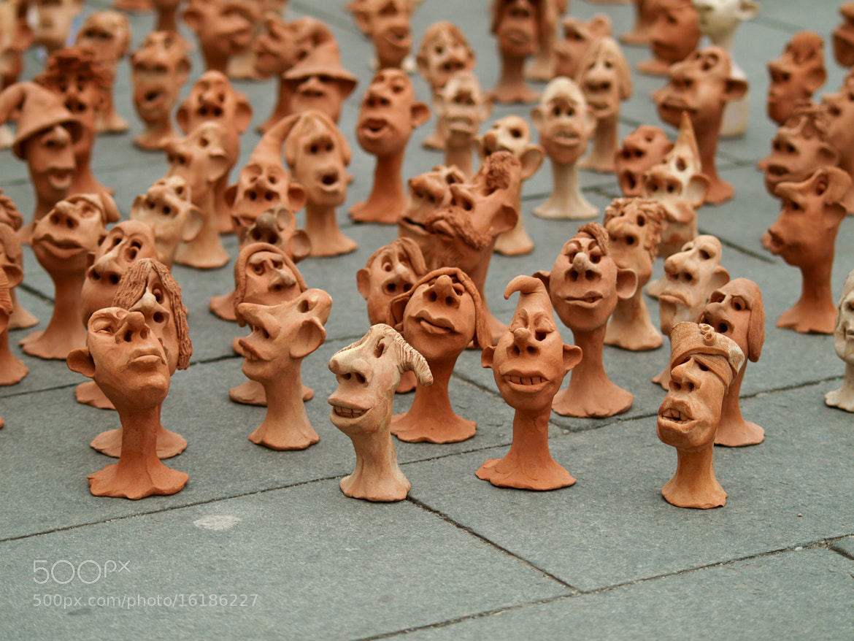 Photograph ceramic men by marius2die4  on 500px