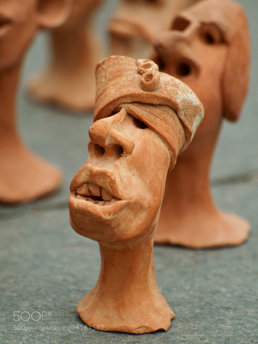 Photograph ceramic king by marius2die4  on 500px