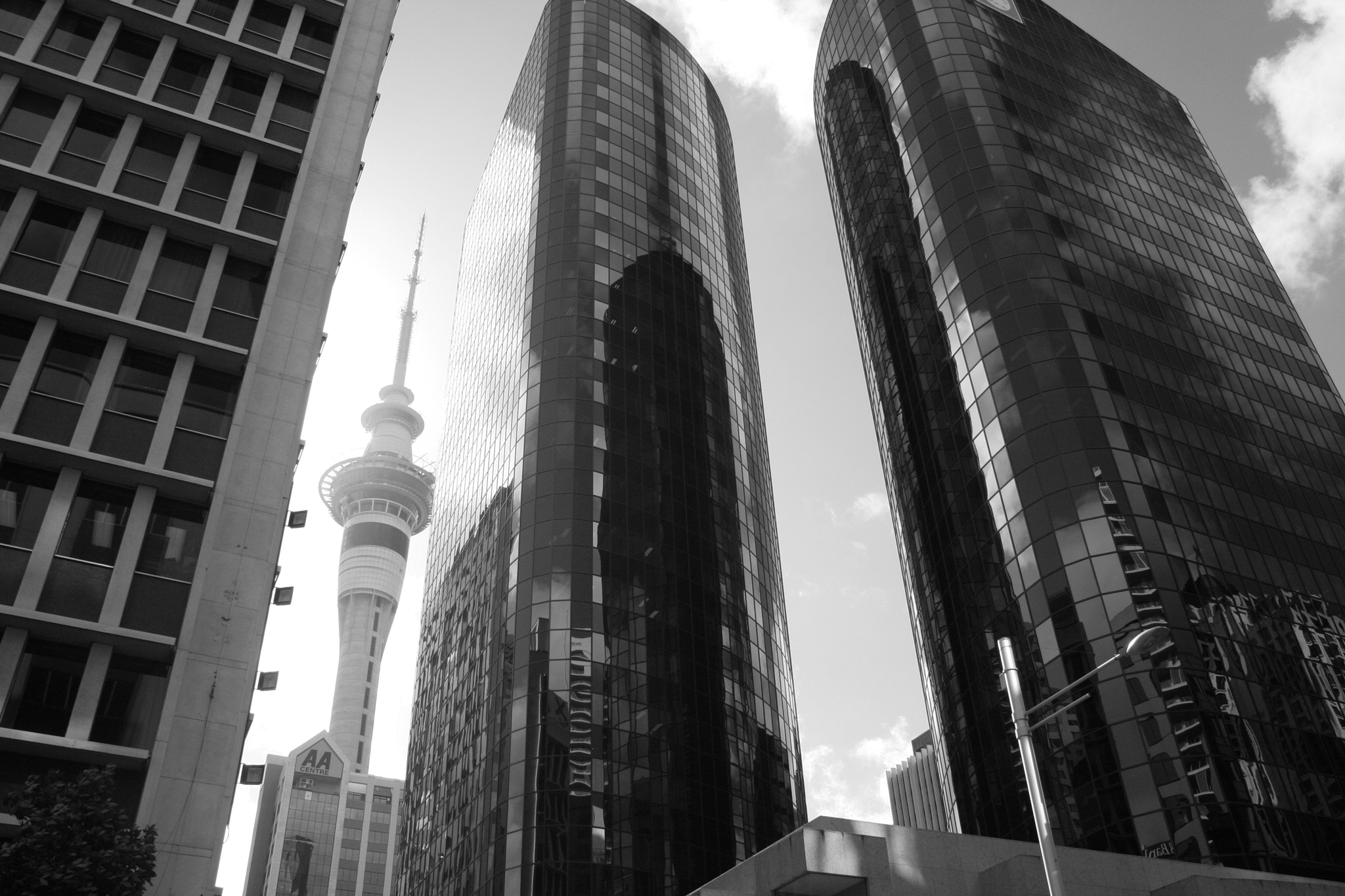 Photograph Auckland with Sky Tower by Matthias Verbeek on 500px