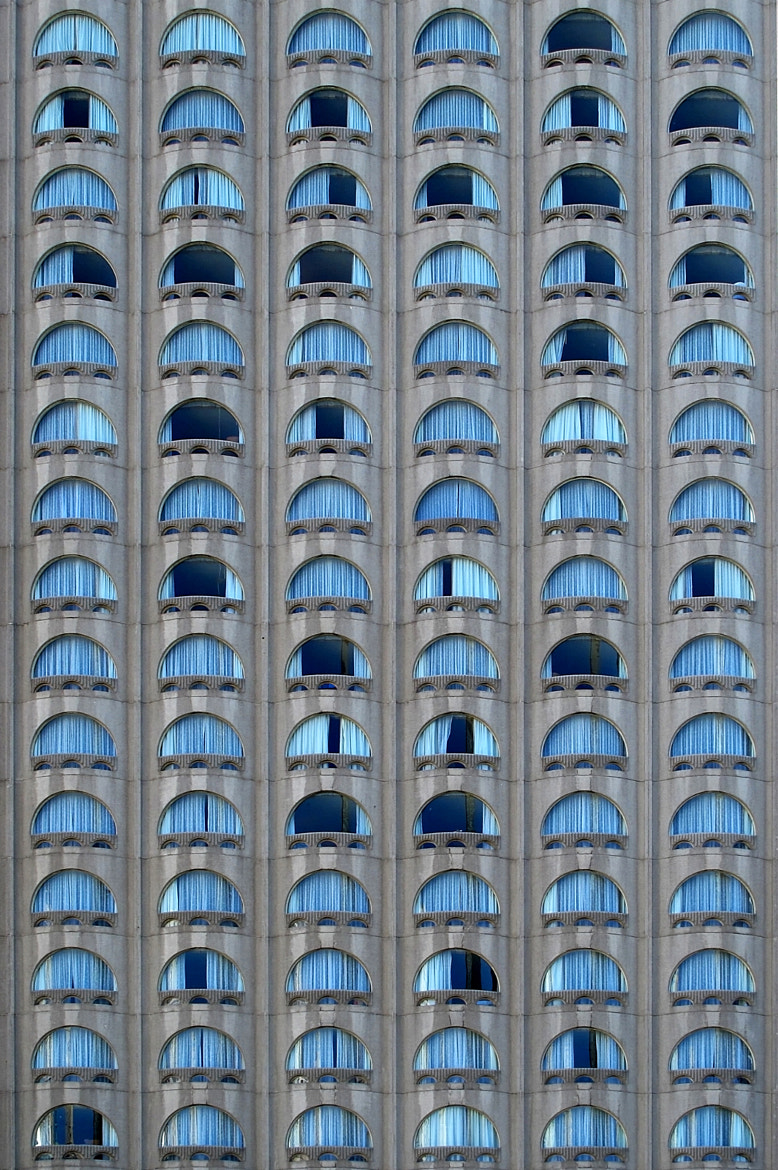 Photograph The Cheese Grater Building by Iann Troalen on 500px