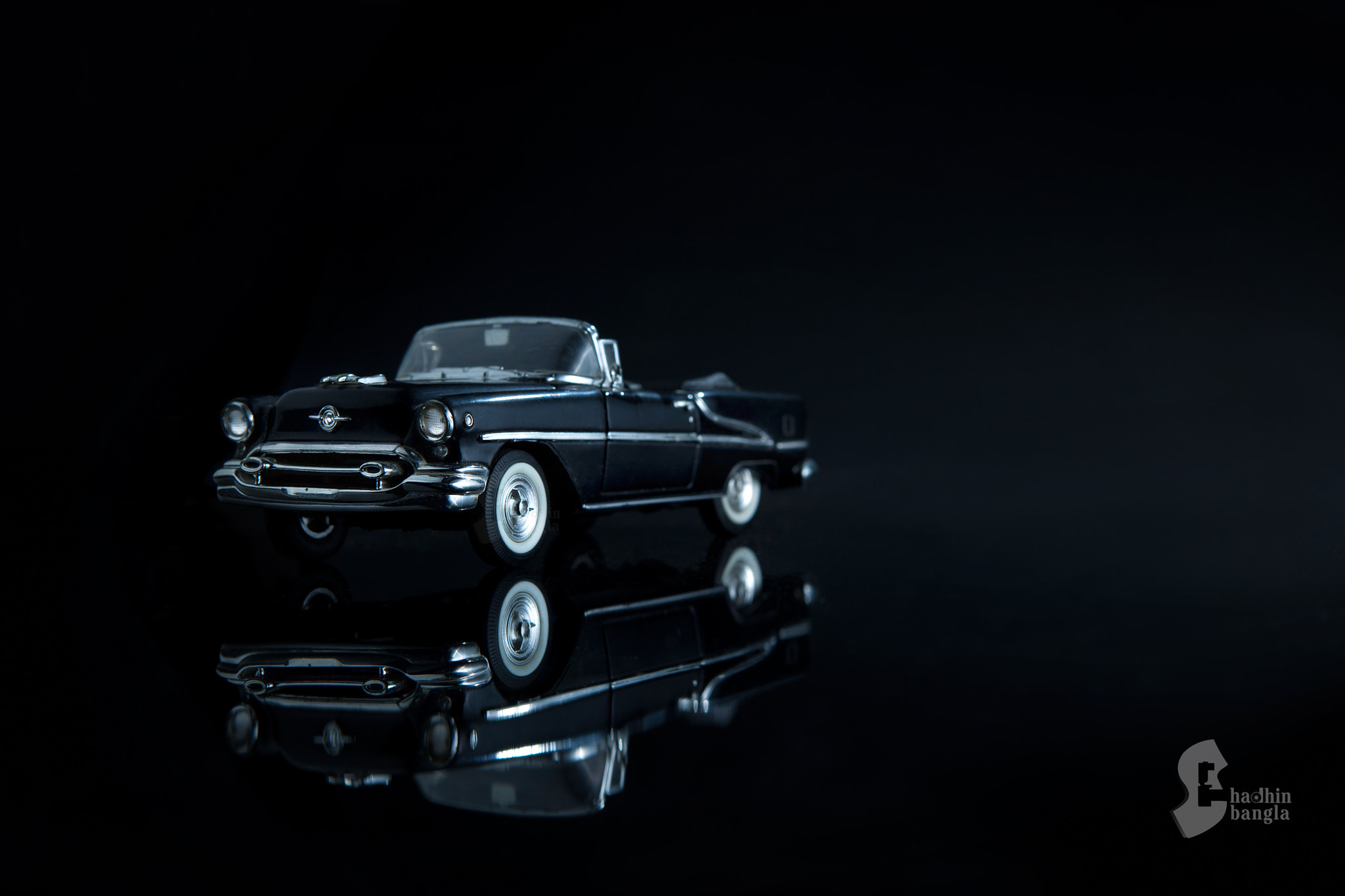 Photograph Oldsmobile 1955 by Zia Uddin on 500px