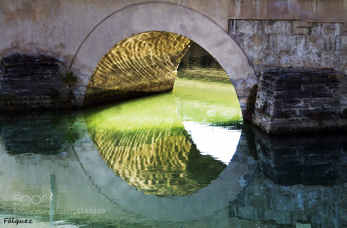 Photograph Puente romano by Flavia Falquez on 500px