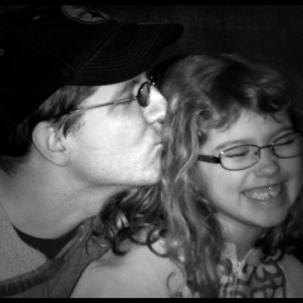 Daddy Daughter Love, Fujifilm FinePix Z70