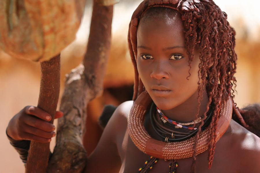 Himba tribe by Tedi Markov Marconi on 500px.com