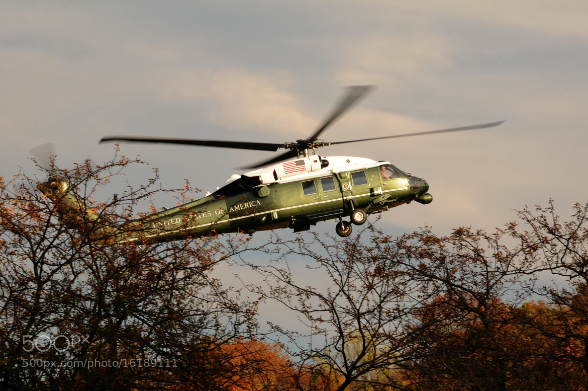 Photograph POTUS came to town by Mark Kantner on 500px
