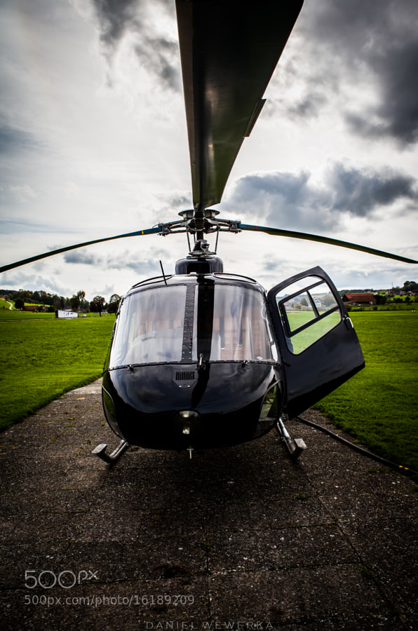 Photograph chopper by Daniel Wewerka on 500px