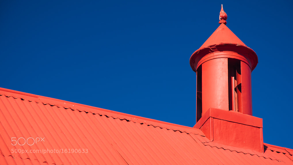 Photograph Red Roof by Marc Leroy on 500px