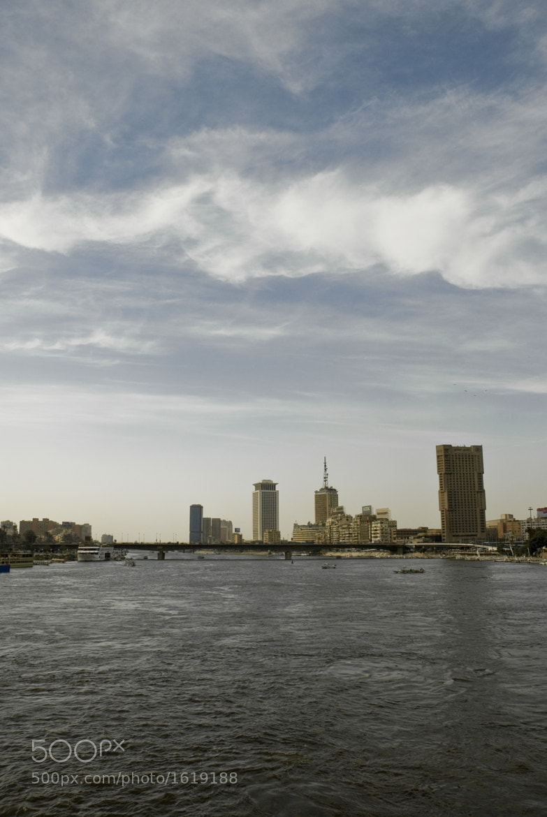 Photograph Cairo's Nile by Mohamed Hayek on 500px