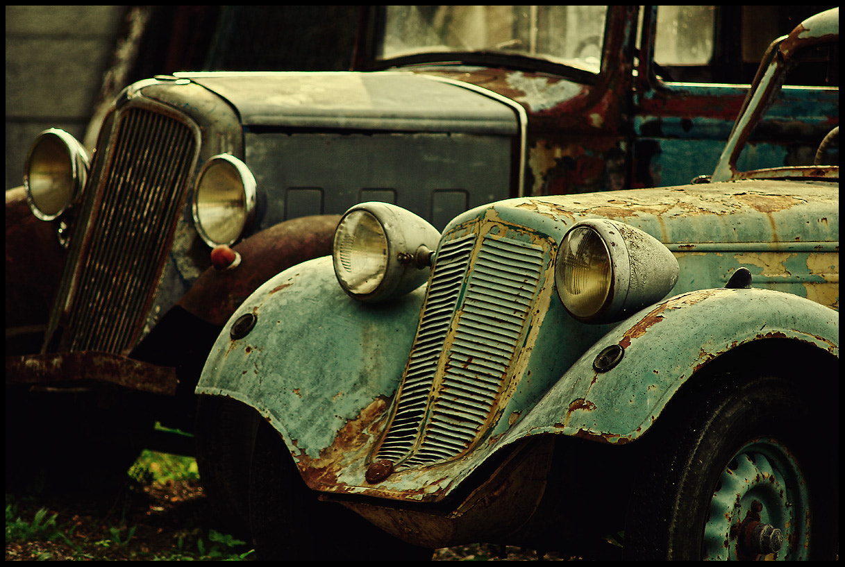 Photograph cars (color version) by Gabor  Medzihradszky on 500px