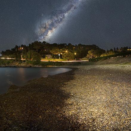 Milky in Tuscany