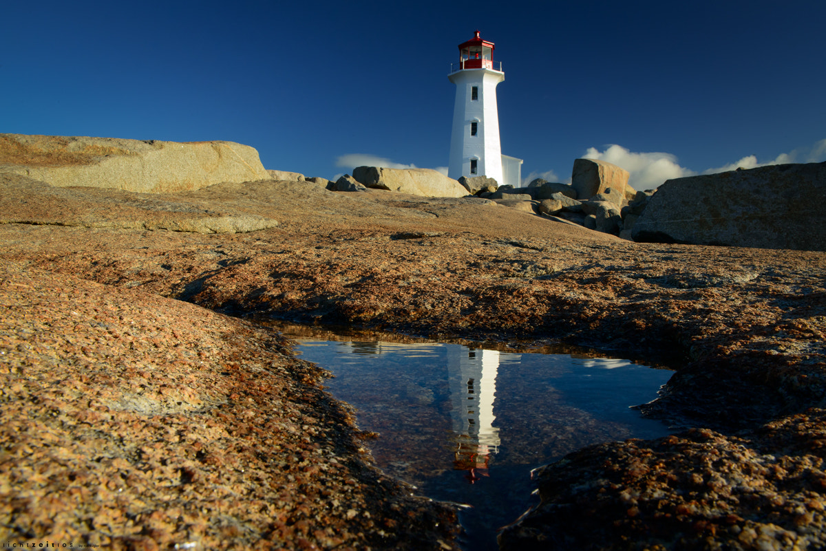 Photograph Peggys Cove by Tanja Renggli on 500px