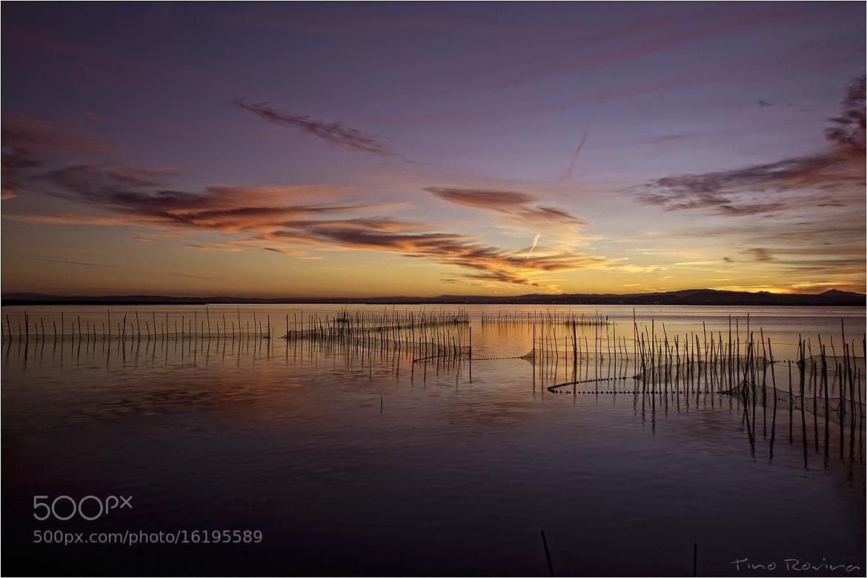 Photograph Atardecer en el lago by Tino Rovira on 500px