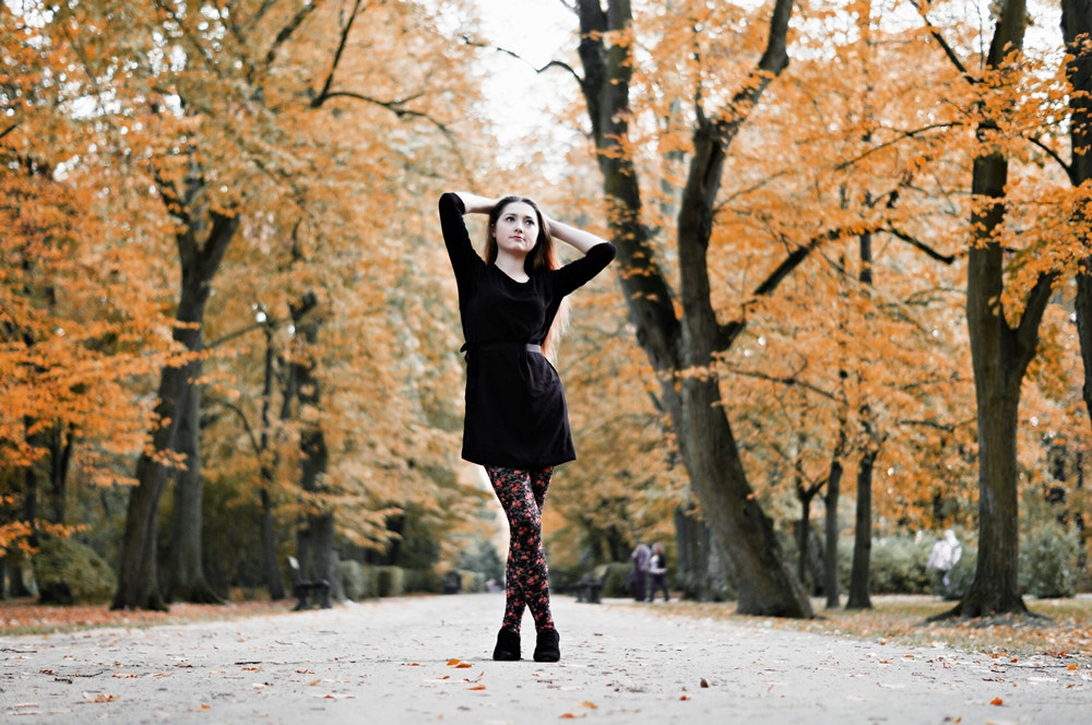 Photograph First breath of autumn by Gosia Gorecka on 500px