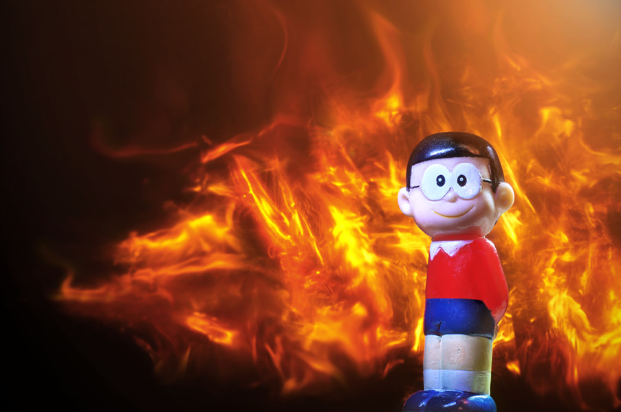 Photograph Nobita by sony tagor on 500px