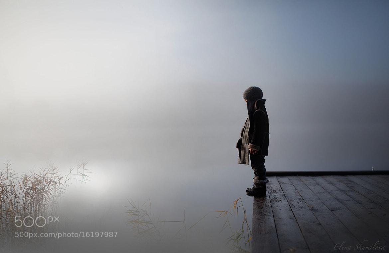 Photograph morning fog by Elena Shumilova on 500px