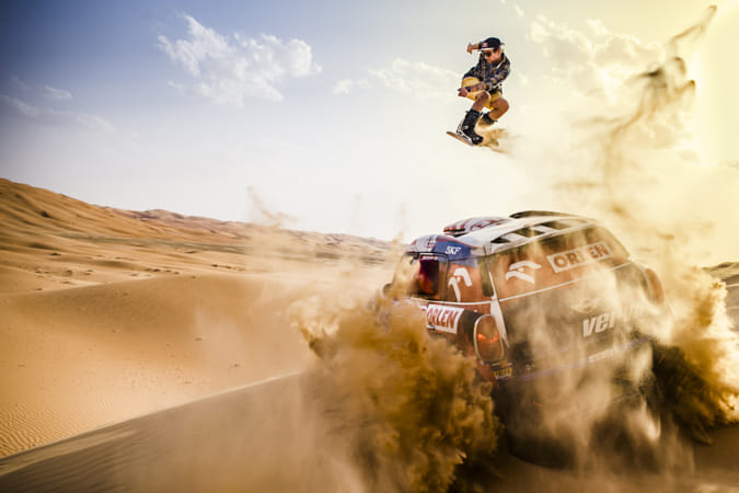 Dune action by Red Bull Photography on 500px