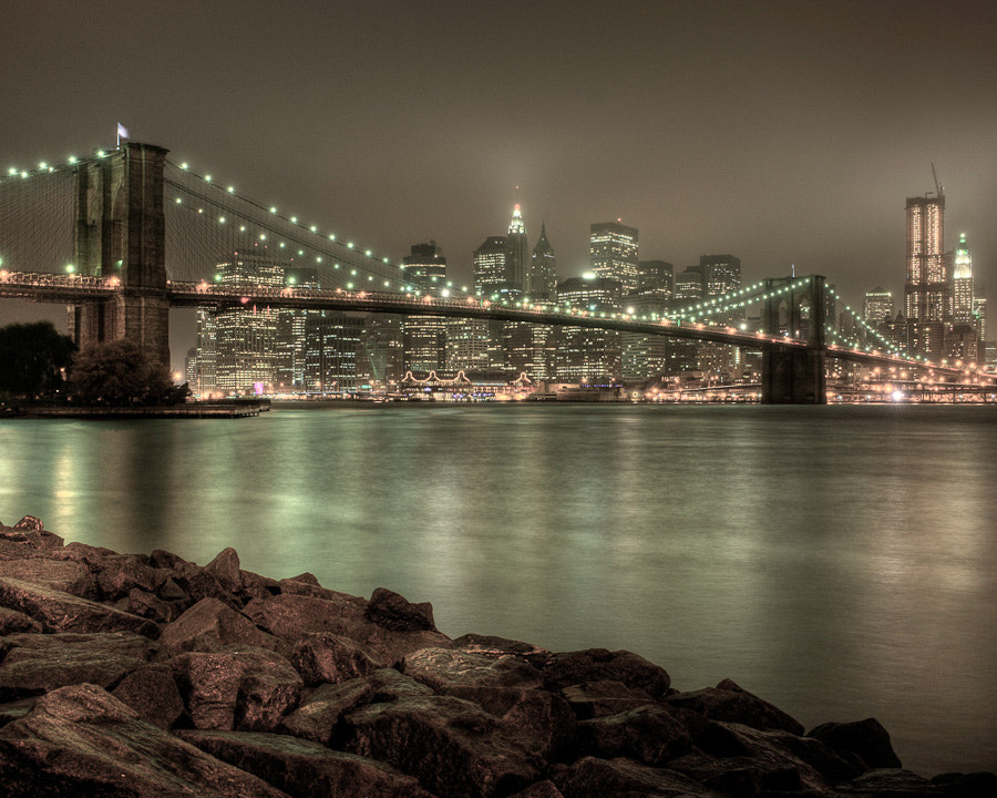 Photograph Brooklyn Nights by Kelly & Robert Walters on 500px
