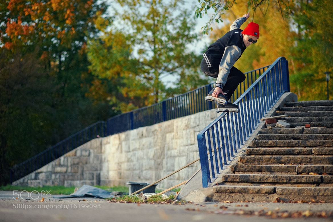 Photograph Przemek Madej - BS Backslide by Kuba Urbańczyk on 500px