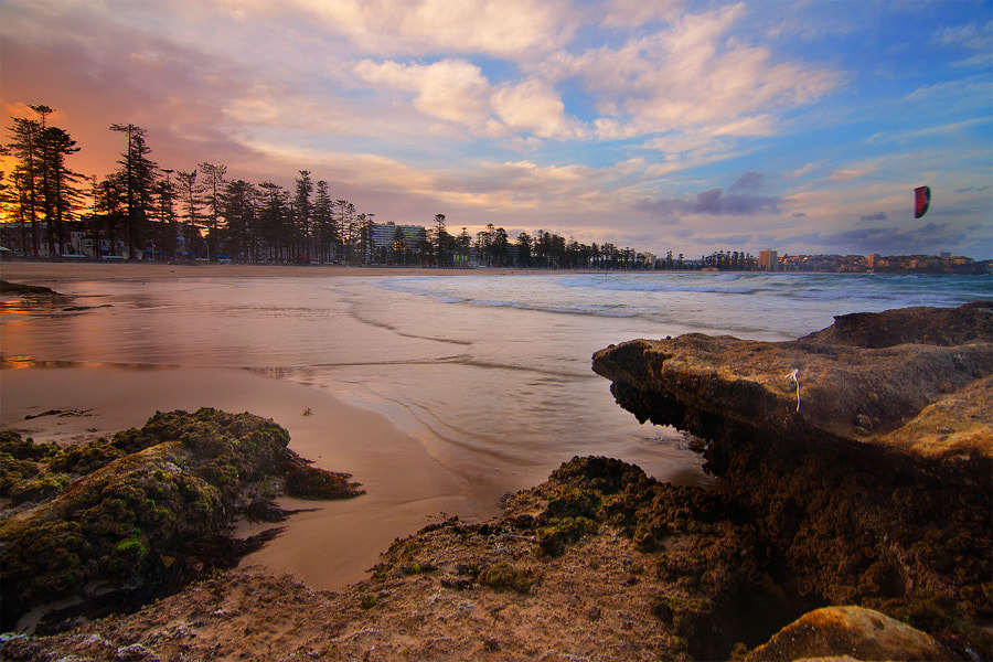 Photograph australian sunset by Therese Floen on 500px