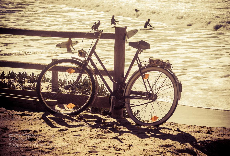Photograph Sunset beach. by Tiago Pedrinho on 500px
