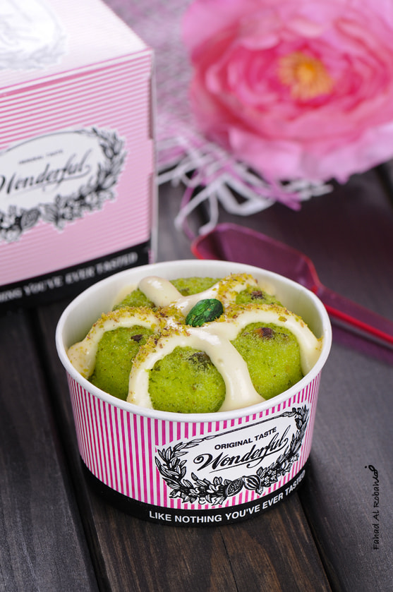 Photograph Pistachio Sweets by Photographyat - Products Photography & Graphic Design on 500px