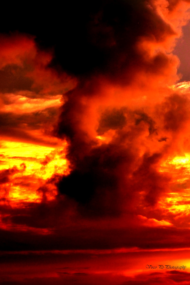 Photograph volcanic sky by Virco [pt] on 500px