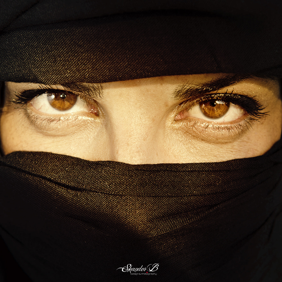 Photograph Eyes on me by Skander Benmohammed on 500px