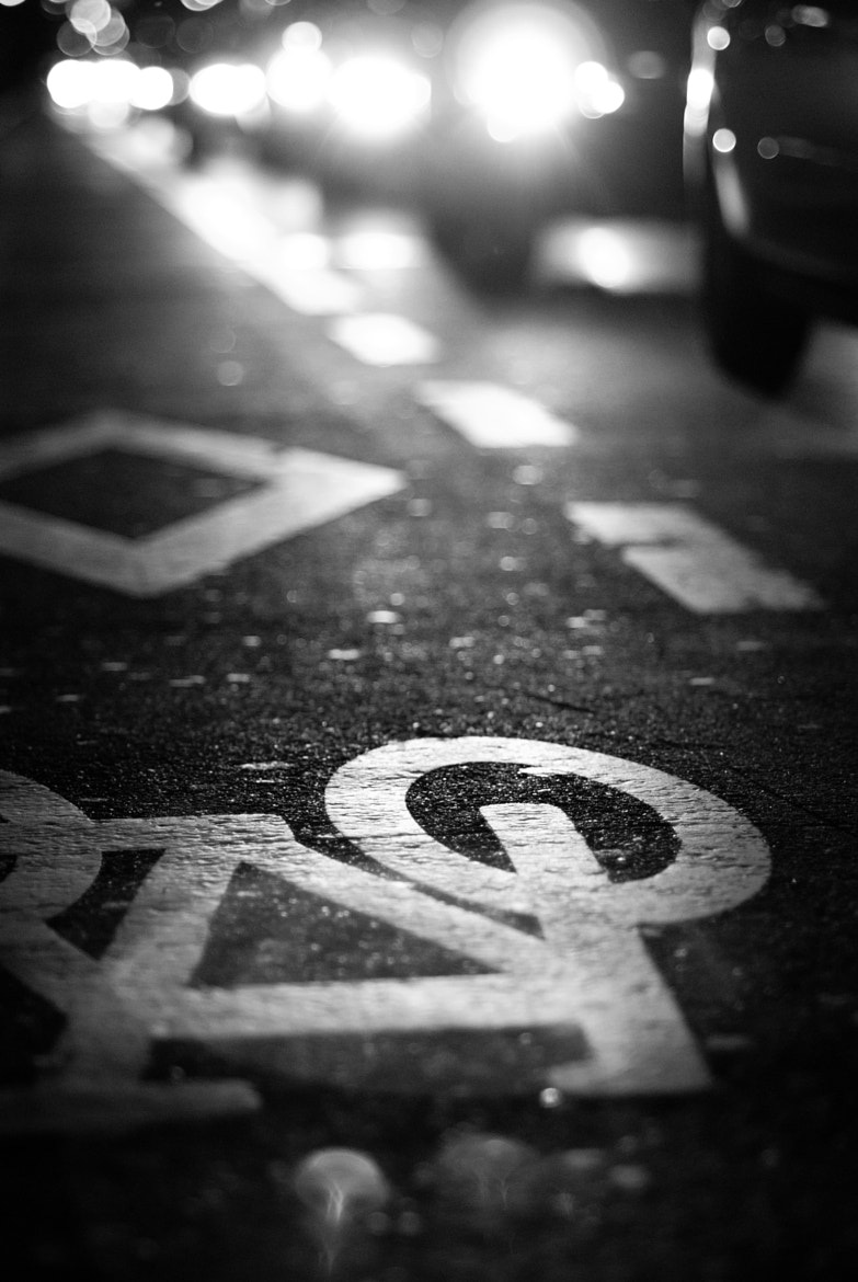 Photograph Bike Lane by Rémi Carreiro on 500px