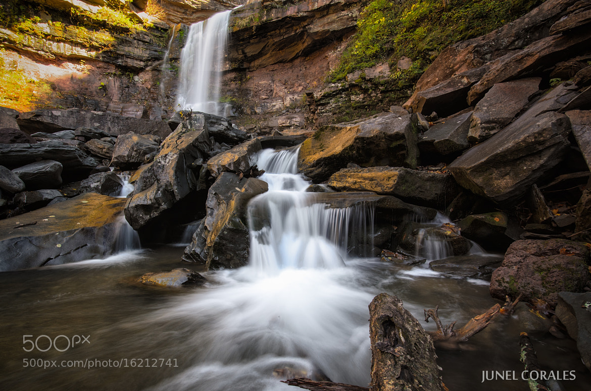 Photograph Kaaterskill Falls by Junel Corales on 500px
