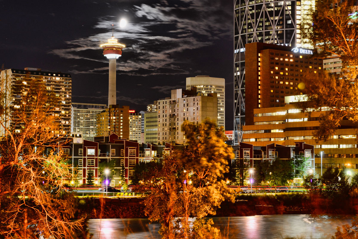 Photograph Calgary Tower by Yulia Koch on 500px