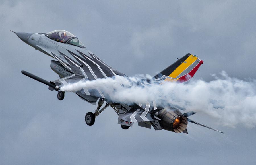 Belgian F-16 @ RIAT