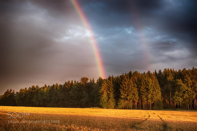 Photograph Rainbow by Georg Tueller on 500px