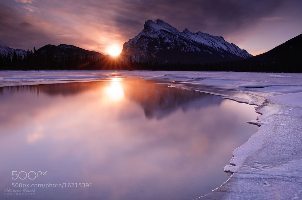 Photograph breaking dawn by Viktoria Haack on 500px
