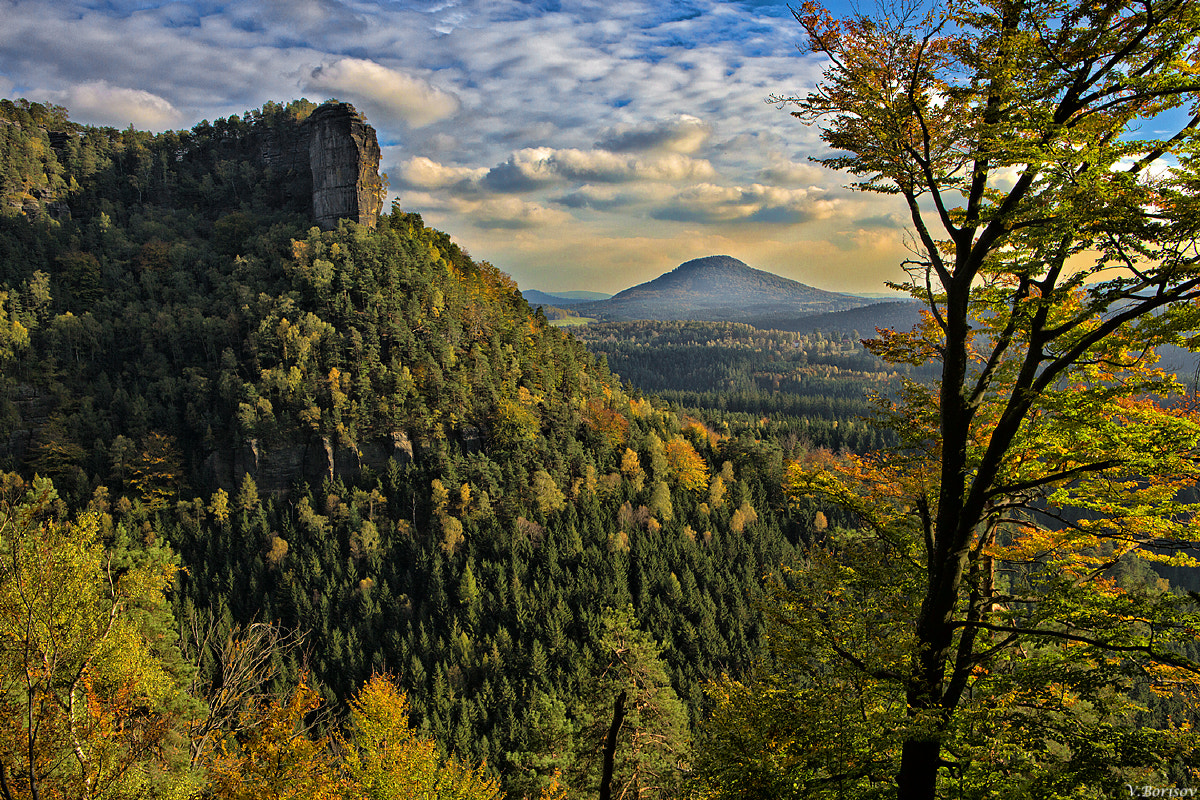 Photograph Autumn in the mountains by Vladimir Borisov on 500px