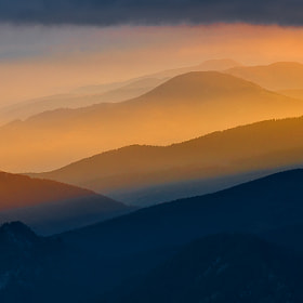 Layers by Bogdan D Photographer