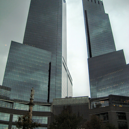 Time Warner Center-New York, Sony DSC-W115