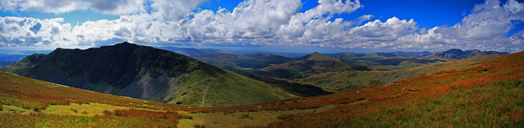 Photograph DOW CRAG PANORAMIC by Gary Turnbull on 500px