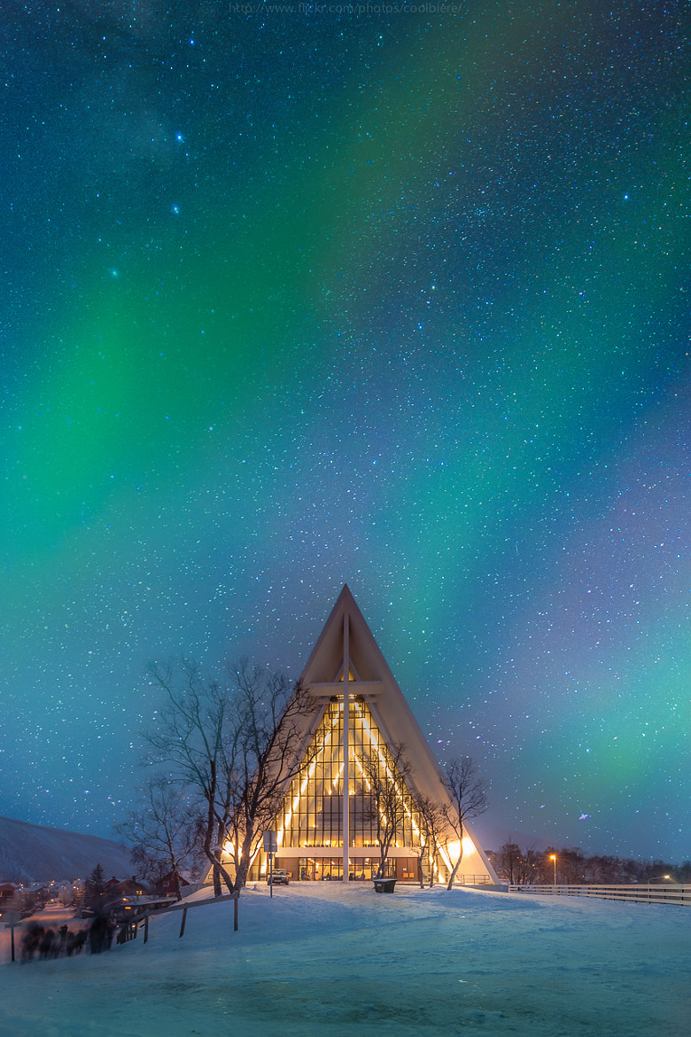 Photograph Arctic cathedral by Coolbiere. A. on 500px