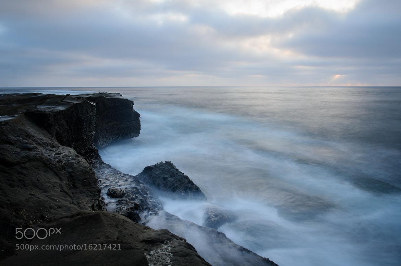 Photograph Cliffside - La Jolla Cove by Jeffery Wang on 500px