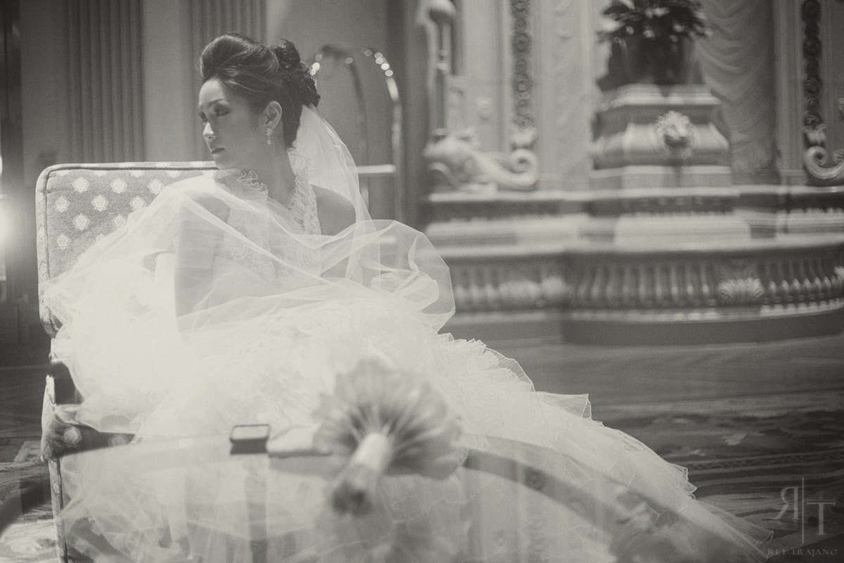 Photograph Bride at the Biltmore by Rey Trajano on 500px