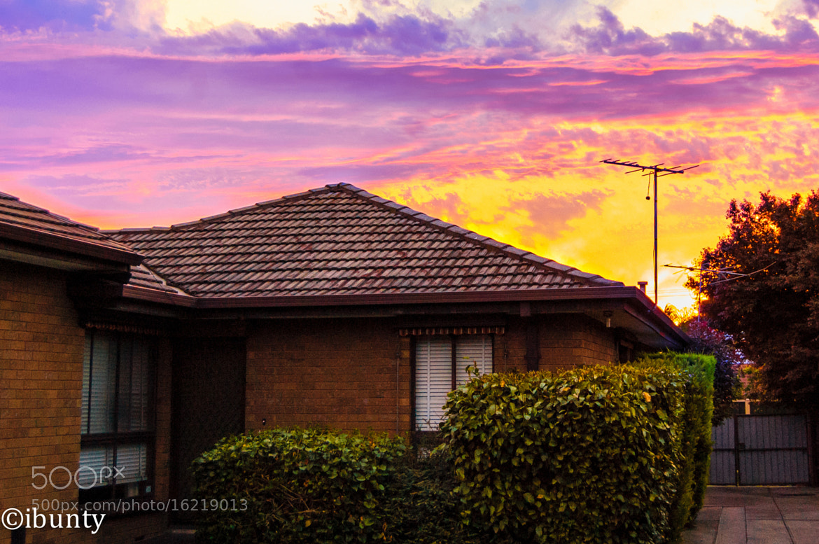 Photograph Colorful Sky by i500 ... on 500px