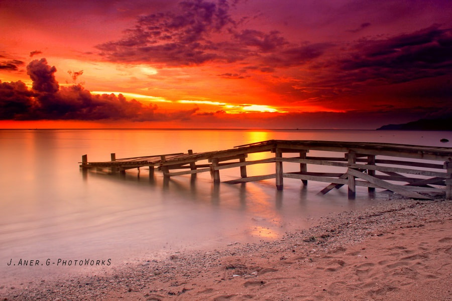Photograph  Sunrise by J.Aner Gamboa on 500px