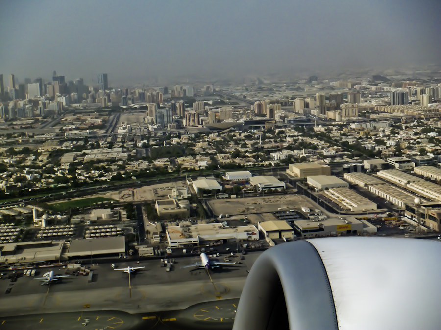 Photograph Taking Off Dubai by Swaminathan iyer on 500px