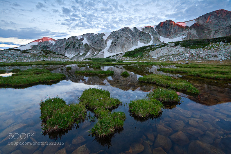 Photograph Rocky Mountain Retreat by Ben Glatt on 500px
