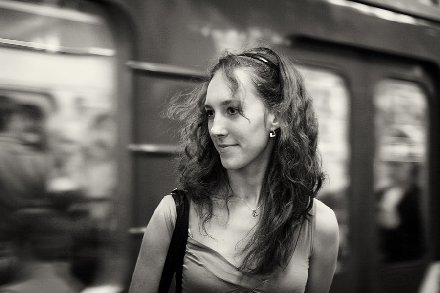 Photograph Mood of the underground by Dmitry Shamin on 500px